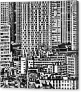 Paris Urban Acrylic Print