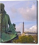 Paris View #4 Acrylic Print