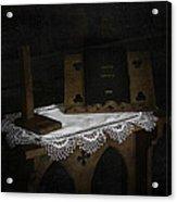 Parish Church Book Acrylic Print