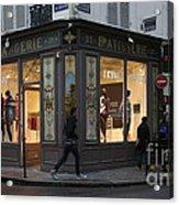 Parisian Evolution Acrylic Print