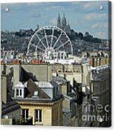 Parisscope Acrylic Print