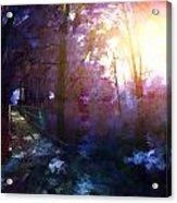 Park Art I Acrylic Print
