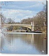 Park Avenue Bridge Acrylic Print