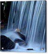 Park City Waterfall Acrylic Print