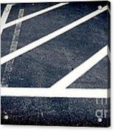 Parking Lot No. 30 Acrylic Print