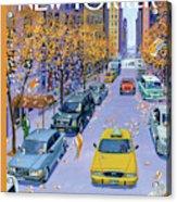 Open Season Acrylic Print
