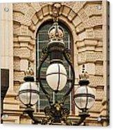 Parliament Lights Acrylic Print