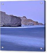 Parque Natural Cabo De Gata Almeria Spain Acrylic Print