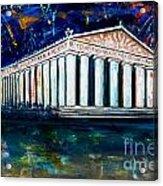Parthenon - Nashville Acrylic Print