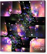 Particle Accelerator Acrylic Print