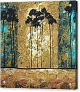 Parting Of Ways By Madart Acrylic Print