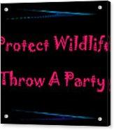 Party 4 Acrylic Print