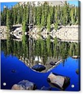 Pass Lake Acrylic Print