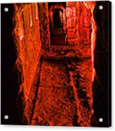 Passage To Hell Acrylic Print