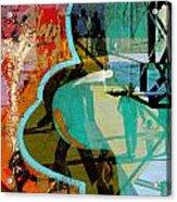 Passangers Paintbrush  Acrylic Print