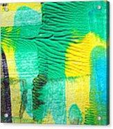 Passing Time Acrylic Mind Image  Acrylic Print by Sir Josef - Social Critic - ART