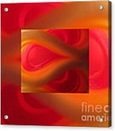 Passion Abstract 02 Acrylic Print
