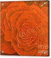 Passion II Acrylic Print
