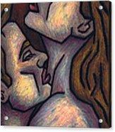 Passion Acrylic Print by Kamil Swiatek