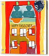 Passover House Acrylic Print