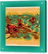 Pastel 5 Acrylic Print