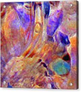 Pastel Dreamer Acrylic Print