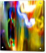 Pastel II Acrylic Print