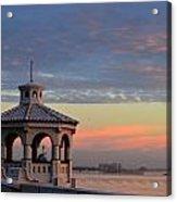 Pastel Sky Acrylic Print