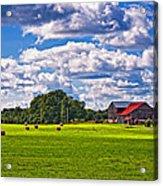 Pastoral Ontario Acrylic Print