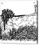 Pasture  Acrylic Print