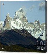 Patagonia Mount Fitz Roy 1 Acrylic Print