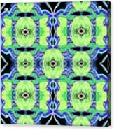 Patchwork Featherbed Quilt Acrylic Print