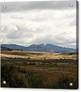 Path Of The Pioneers - Split Rock - Jeffrey City - Wyoming Acrylic Print