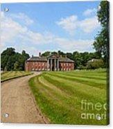Pathway To Adlington Hall Acrylic Print