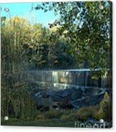 Patsiliga Creek Falls Acrylic Print
