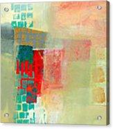 Pattern Study #2 Acrylic Print