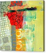 Pattern Study #3 Acrylic Print