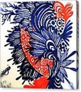 Patterns Acrylic Print