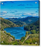 Patterson Lake In The Summer Acrylic Print