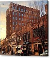 Patton Ave.  Acrylic Print