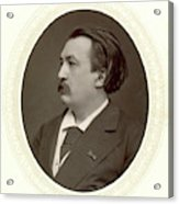 Paul Gustave Dor� (1833-1883) Acrylic Print