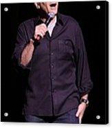 Comedian Paul Resier Acrylic Print