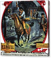 Paul Reveres Ride Acrylic Print