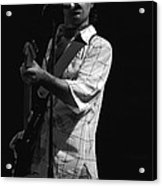 Paul Rocking In Spokane In 1977 Acrylic Print