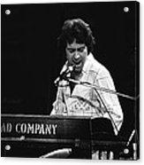 Bad Company Live In Spokane 1977 Acrylic Print