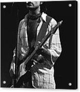 Paul Rocks Spokane 1977 Acrylic Print