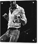 Paul Rocks Steady In Spokane In 1977 Acrylic Print