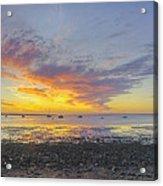 Pavilion Sunrise Acrylic Print