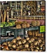Pavlock Farms Acrylic Print