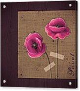Pavot - S02c11b Acrylic Print